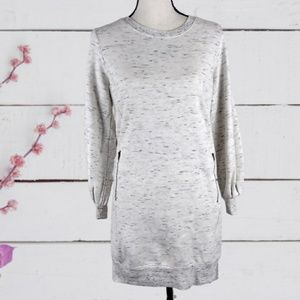 Lounge Dress Super Soft Sweatshirt Dress XS